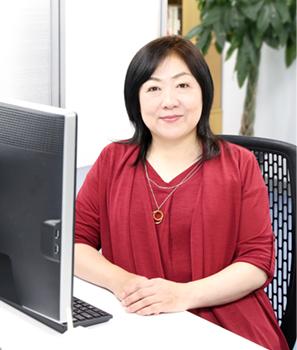 代表取締役古川永里子