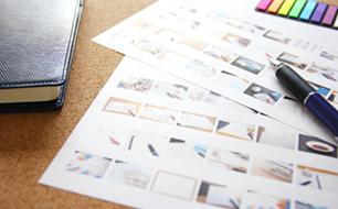 各種印刷物のデザイン